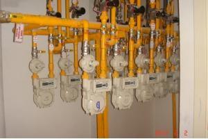 Thi công hệ thống gas trung tâm chung cư